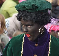 Vrouwelijke zwartepiet