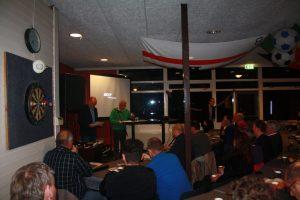 Druk bezochte bijeenkomst Sport & Duurzaamheid PvdA Drenthe