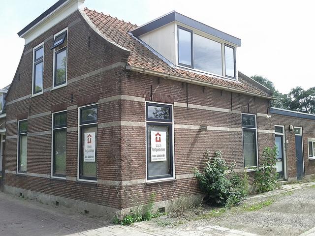 Leegstand cc Corporatie NL