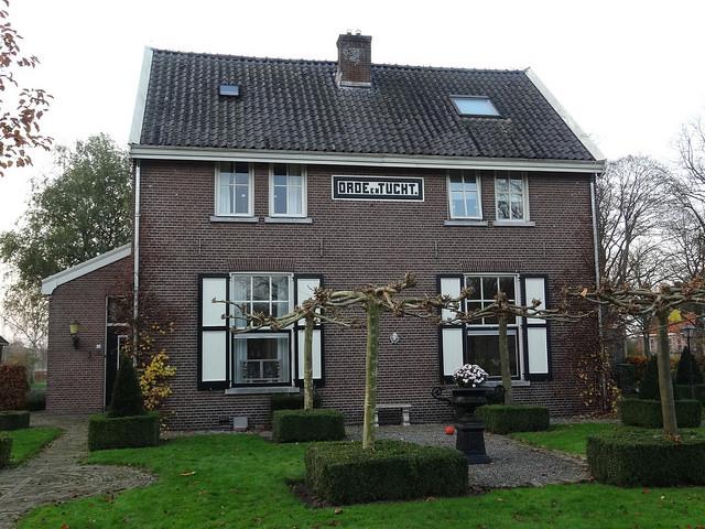 Veenhuizen - Orde en Tucht cc Harry_NL